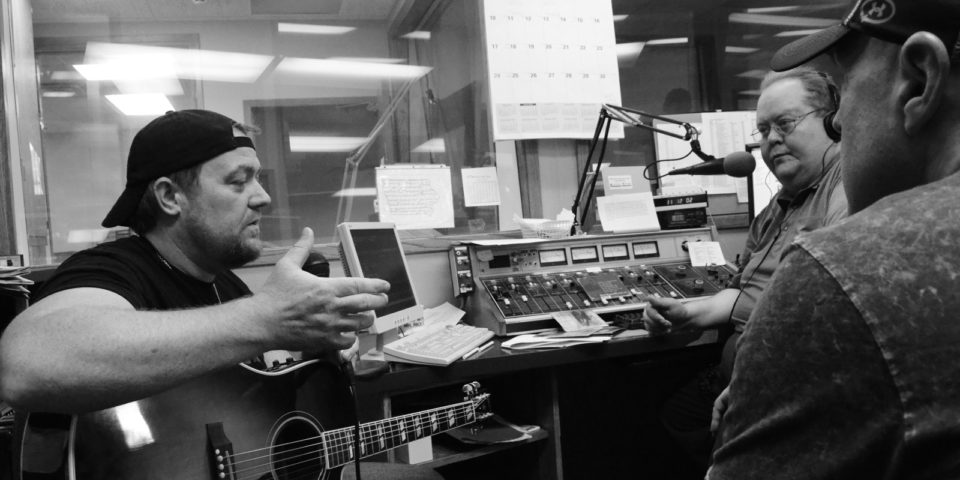 Tommy Steele Radio Interview Nashville